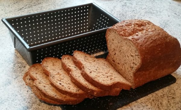 Wickrather low carb gluten free protein bread mix paleo