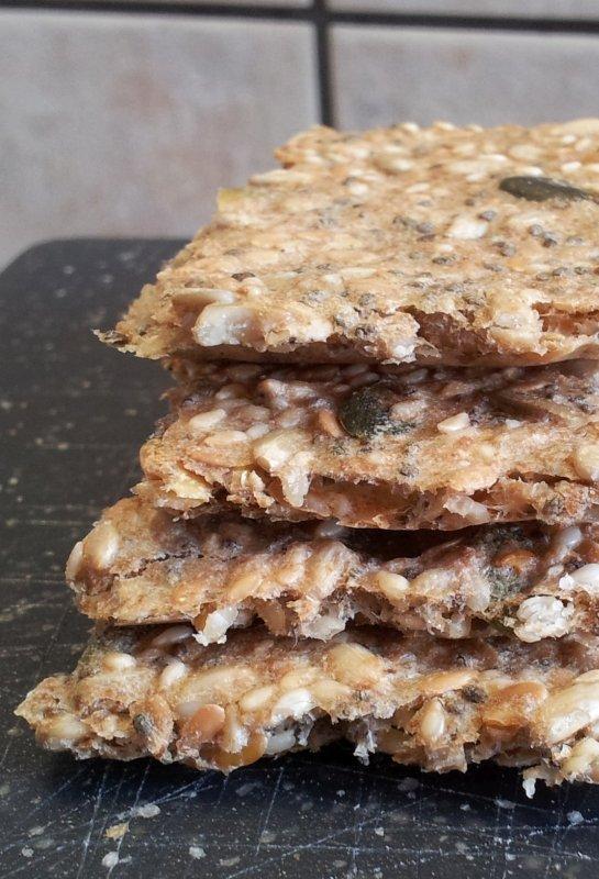 LCHF Koernerwunder Seed Wonder low carb gluten free soy free keto paleo protein bread zero carbs