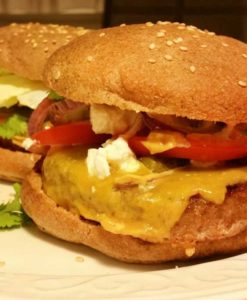 moroccan flatbread low carb gluten free protein bread keto buns burger hot dogs fast food