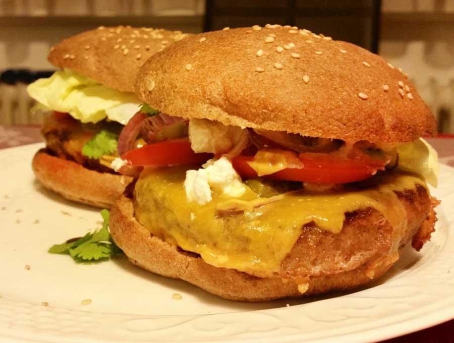 Moroccan Flatbread Low Carb Gluten Free Protein Bread Mix