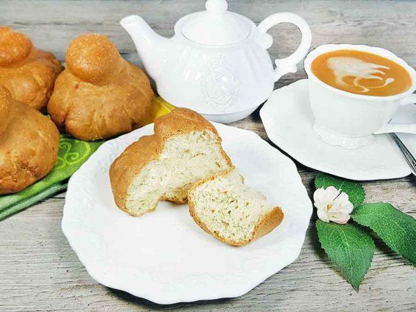 almond brioche low carb gluten free baking mix