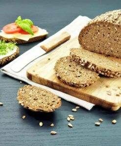 Freiburger Sunflower Seed Bread low carb gluten free paleo protein bread mix