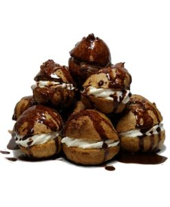 choux pastry low carb gluten free soy free paleo keto baking mix eclairs profiteroles churros protein