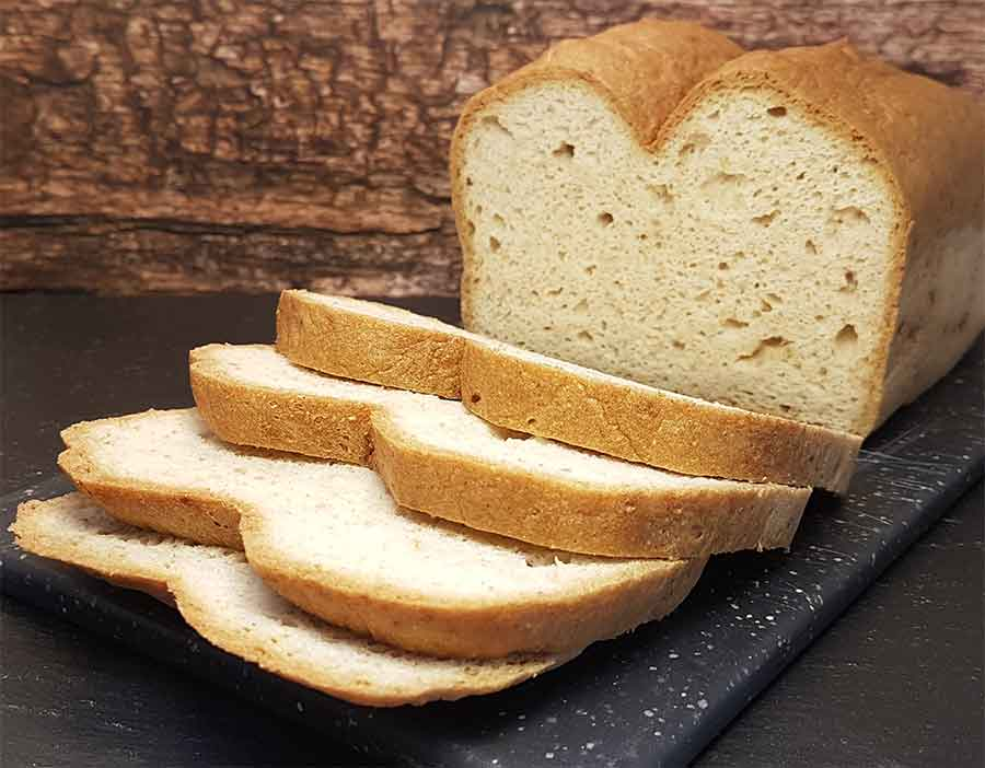 toast low carb gluten free paleo white protein bread mix dr almond international. Black Bedroom Furniture Sets. Home Design Ideas