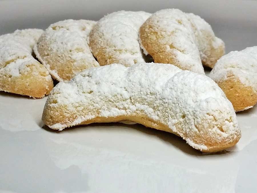 Christmas Magic Vanilla Crescents Christmas Cookies Low Carb Keto Gluten Free Baking Mix Limited Edition