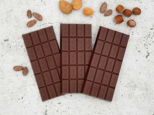 CHOKETO Low Carb & Keto Chocolate MIX BUNDLE DARK