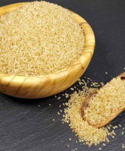Caramel Dream – low-carb brown sugar (demerara) substitute based on erythritol