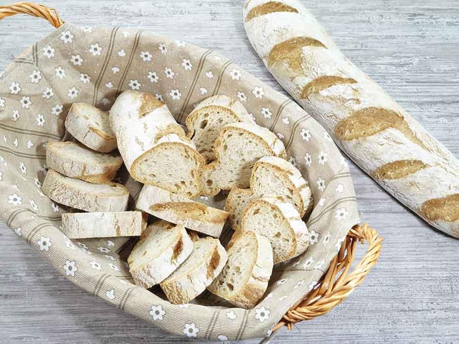 Baguette Amp Ciabatta Low Carb Gluten Free Paleo Keto