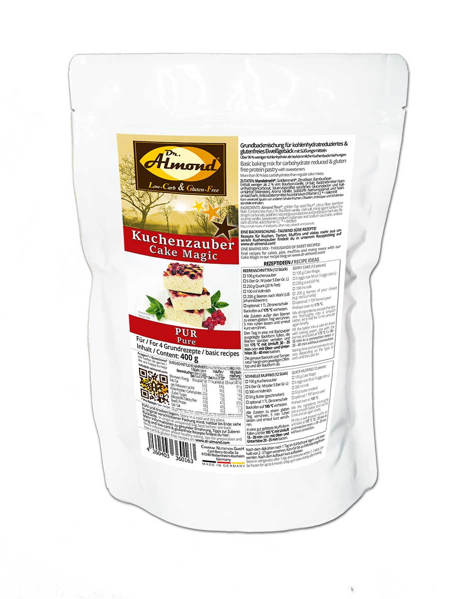 Cake Magic Pure Basic Baking Mix For Cakes Cookies