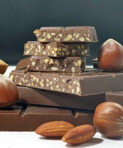 Chocolate Bars, Snacks & Pralinés