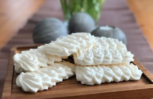 Recipe Meringue low-carb keto low-cal
